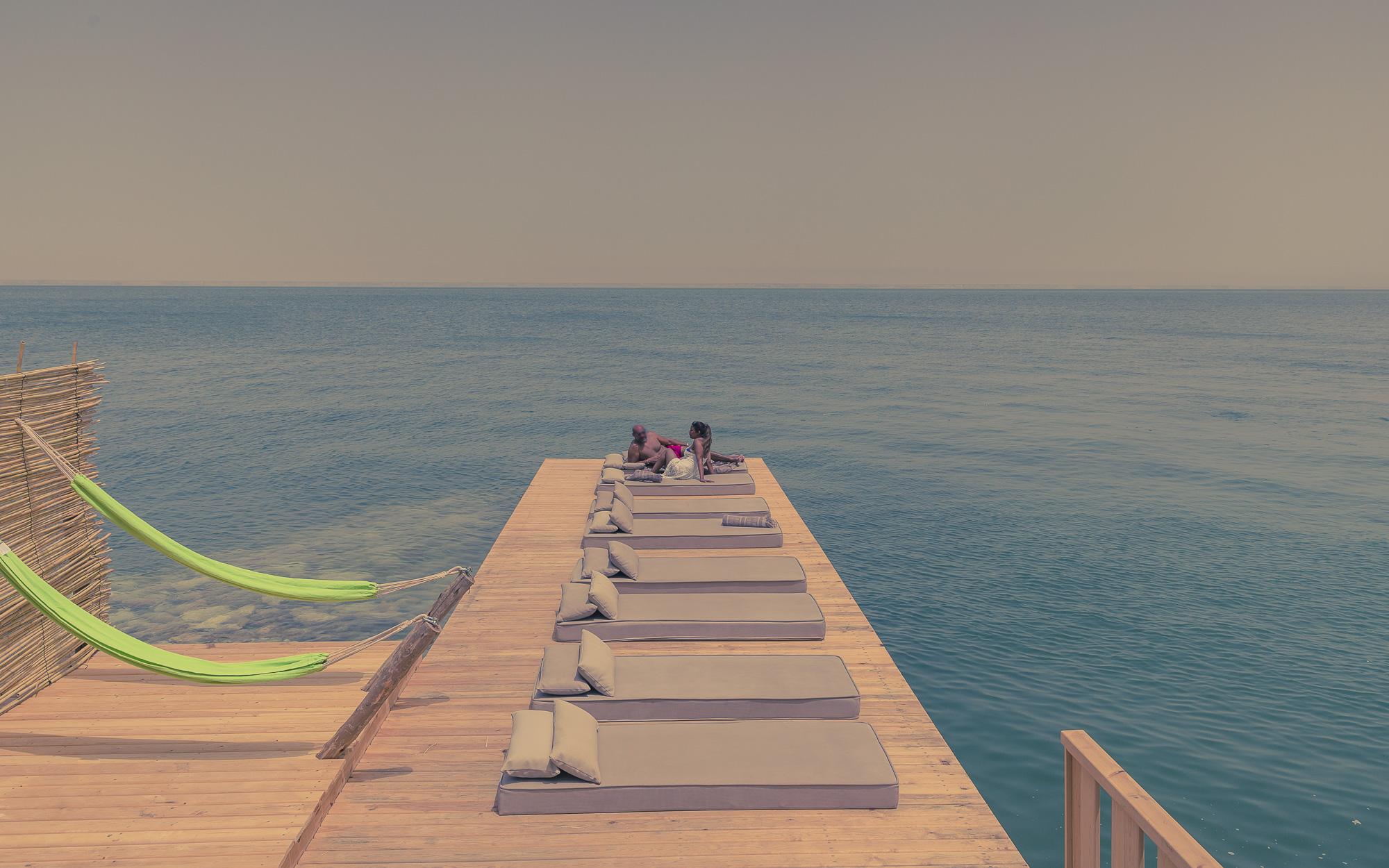 Le Palais Rhoul Dakhla | hotel spa | Acces yoga