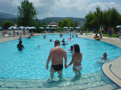 Roda swimming pool