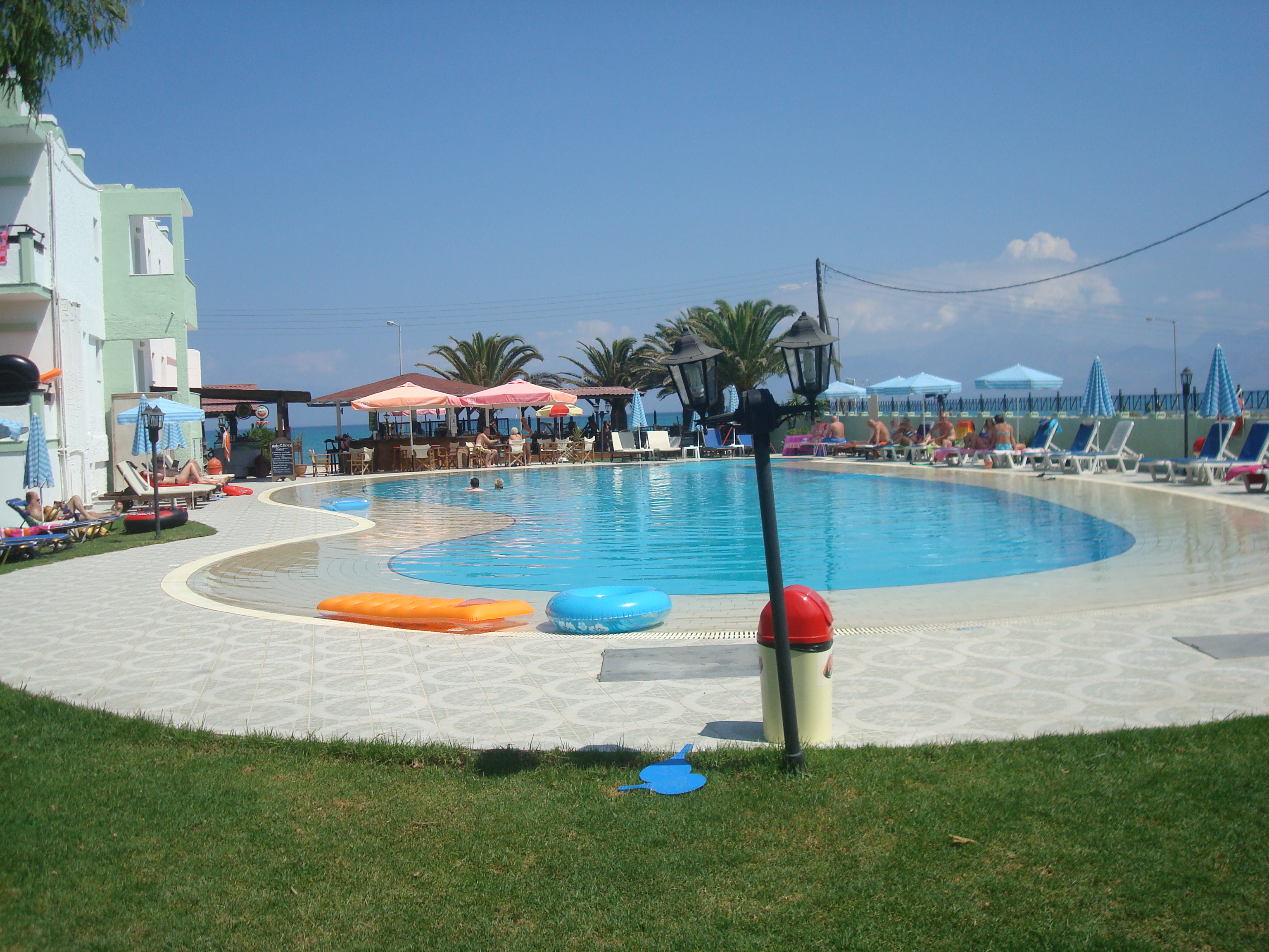 Roda swimming pool