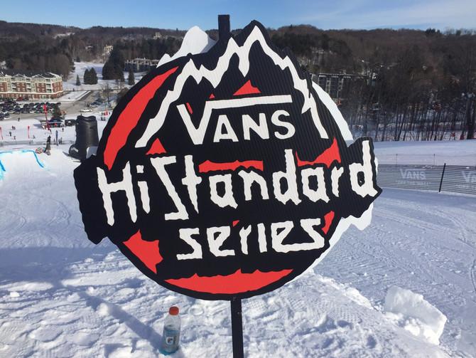 Vans Hi-Standard & OS Slopestyle Stop #1