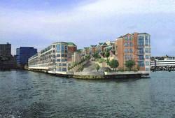 Weehawken Hudson River Condos