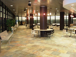 City College NY Student Lounge