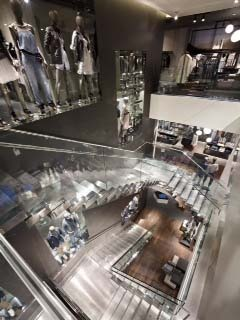 Commercial Retail Interior