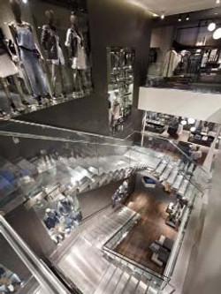 Commercial Retail Interior