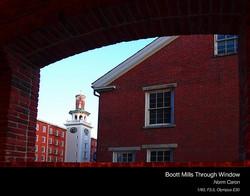 Lowell, MA Boot Mill Restoration