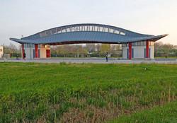 San Giuliano Park - skating ring