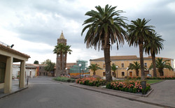 Milis Public Plaza-1