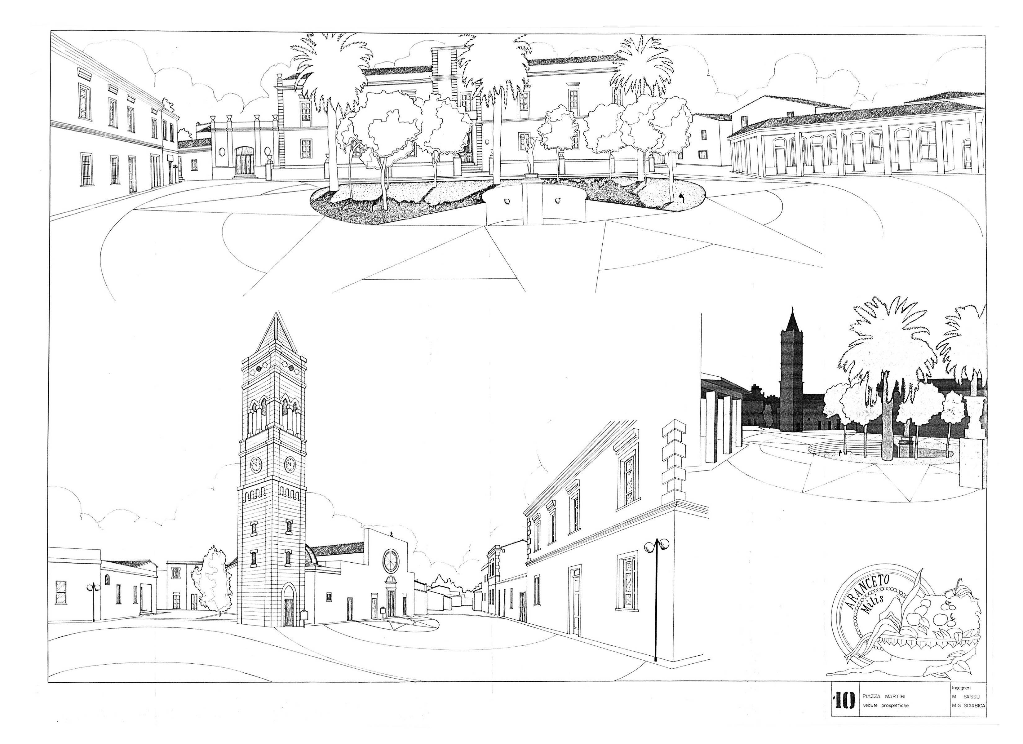 Public Plazas - Competition