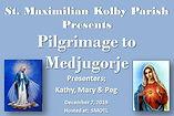 Pilgrimage to Medjugorje.jpg