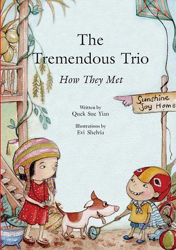 Magicbird - The Tremendous Trio: How They Met