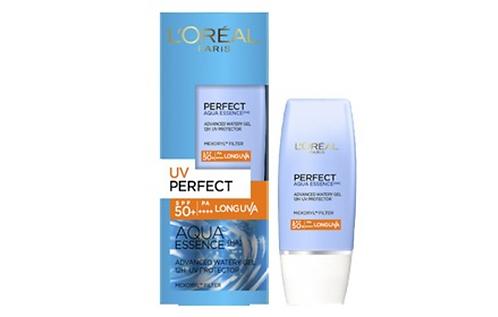 L'Oreal Paris UV Perfect Super Aqua Essence SPF50  15ml