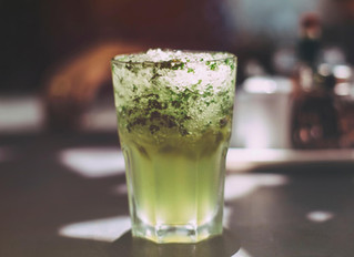 Cucumber Lime Mint Aqua Fresca