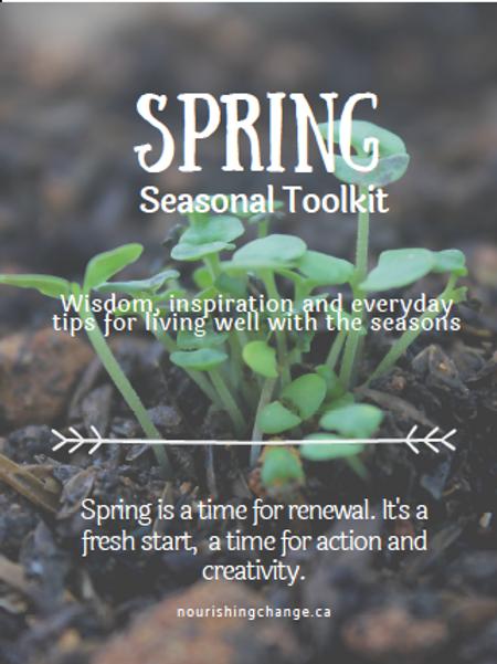 Seasonal Toolkit: SPRING
