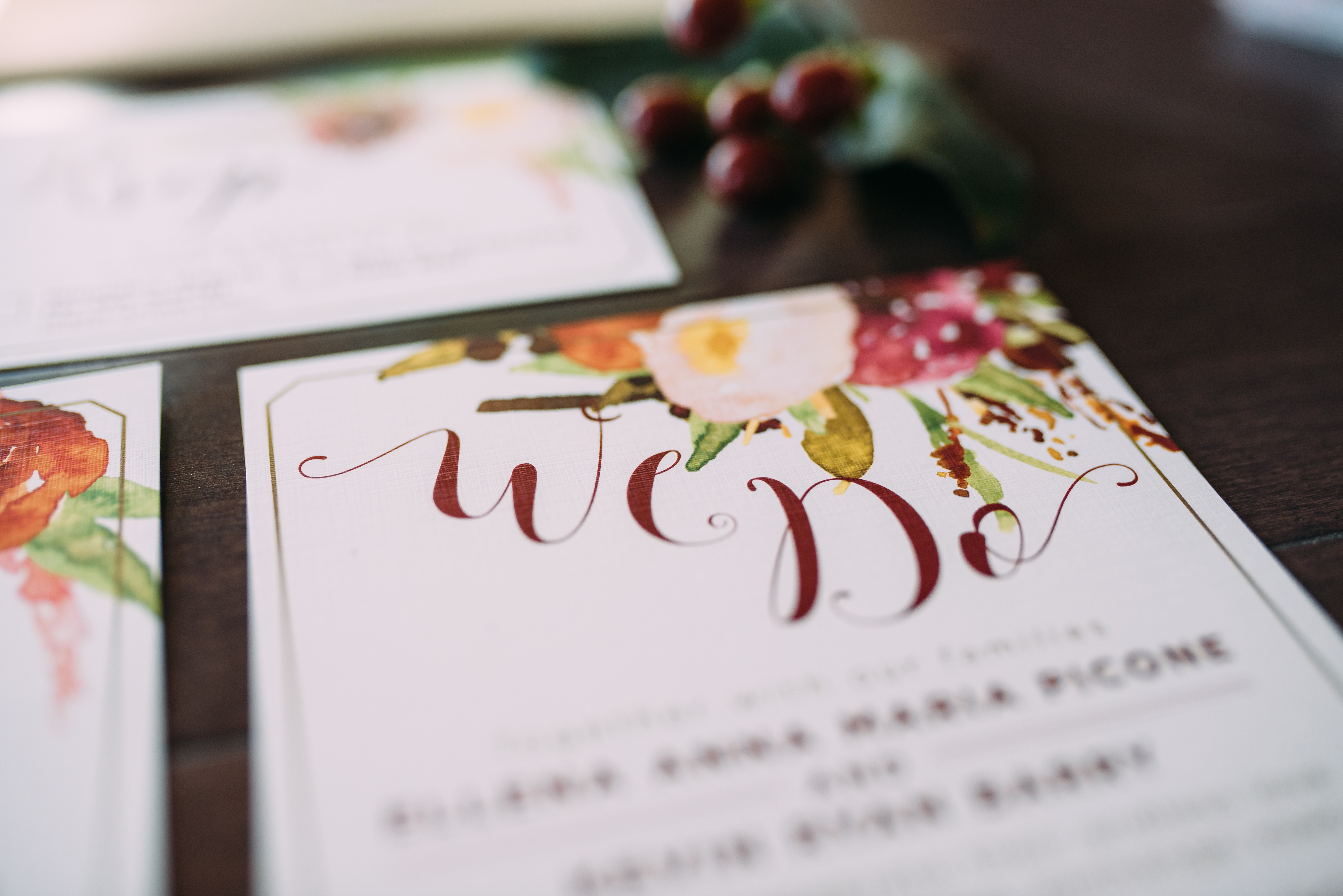 Calgary Wedding Invitations