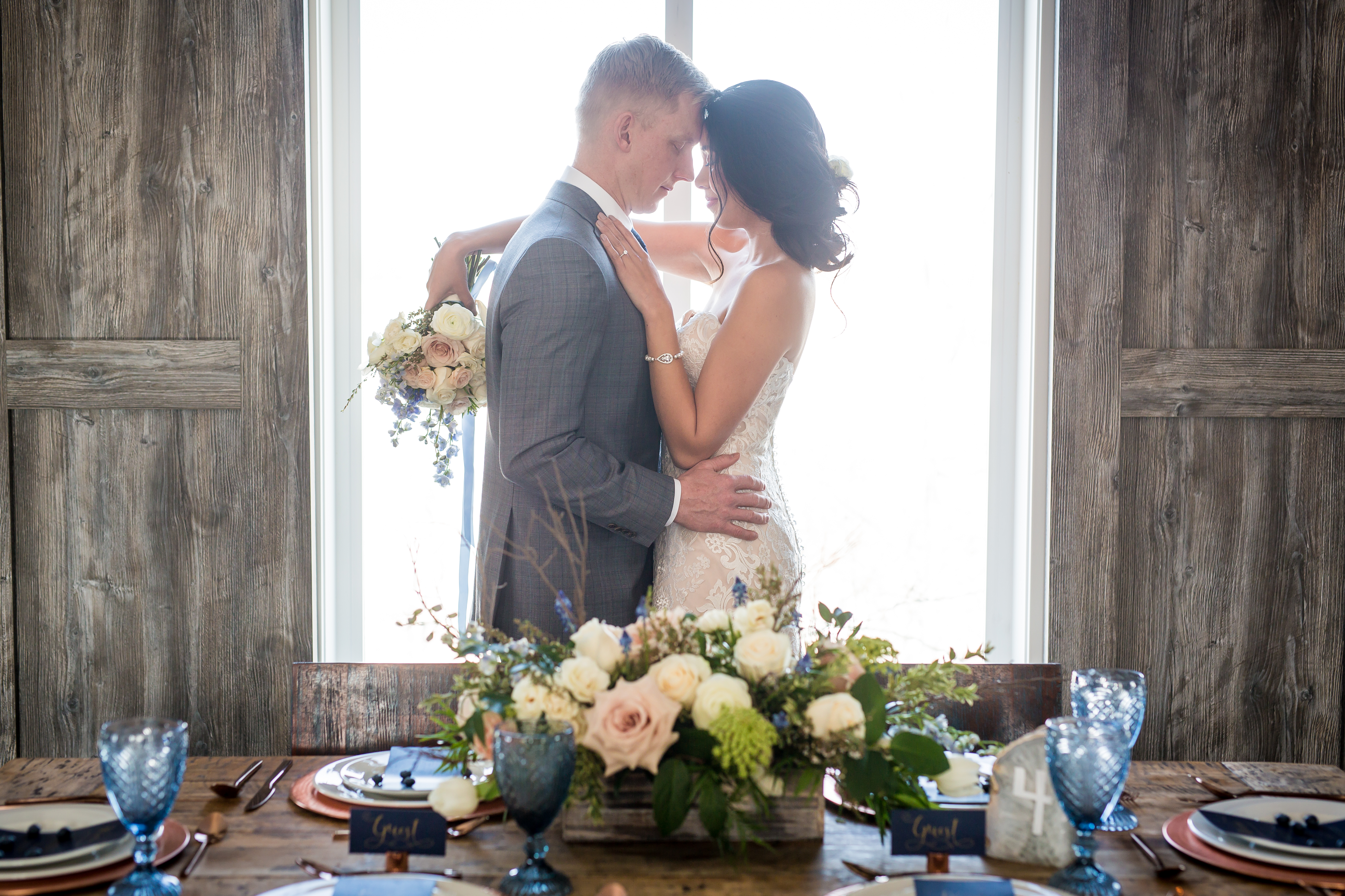 Rugged Romance Styled Shoot
