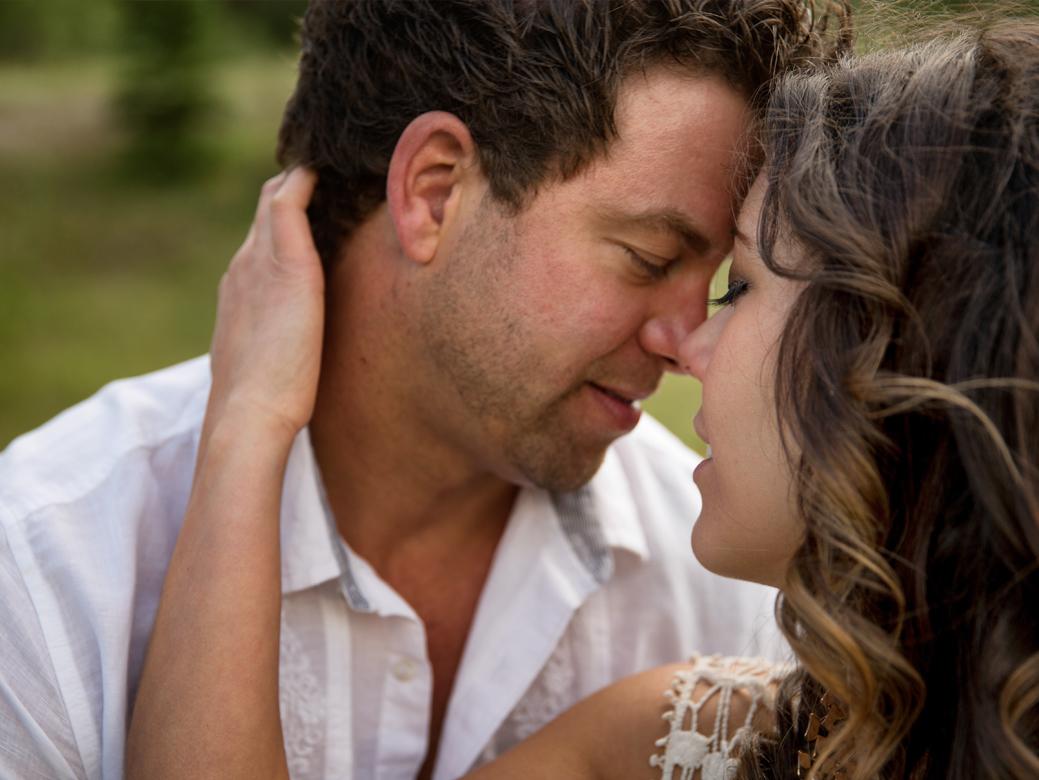 Calgary Wedding Couple