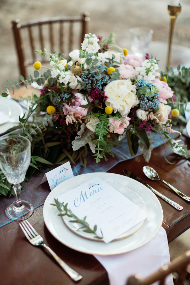 Calgary Wedding Design Styled shoot