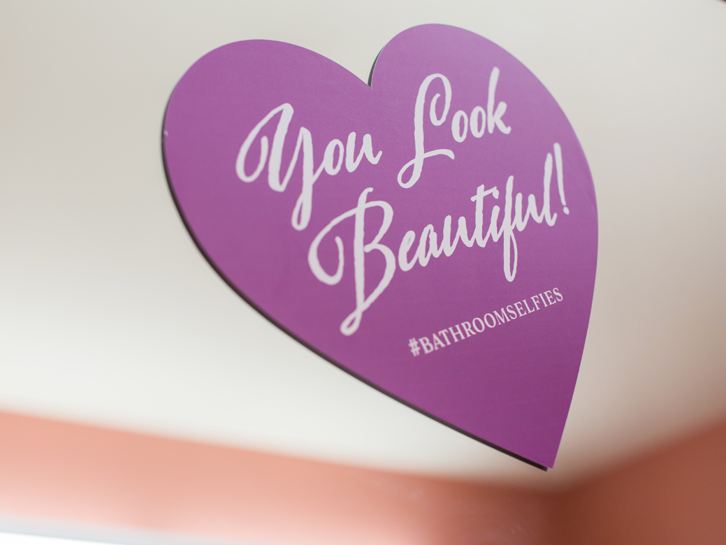 Custom Designed Mirror Decals