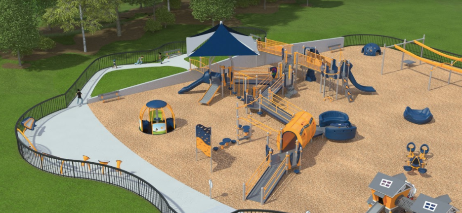 Playground Superstructure