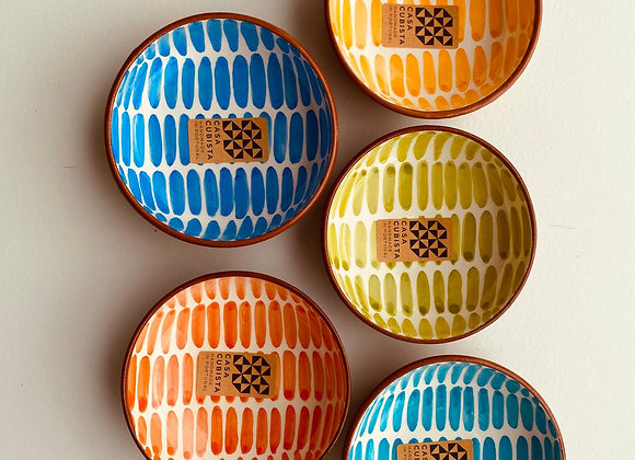 Mini Stripe Bowl Pattern