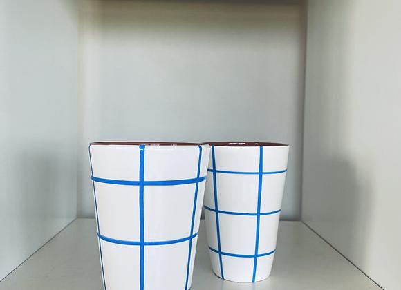 Latte cup Quadrados