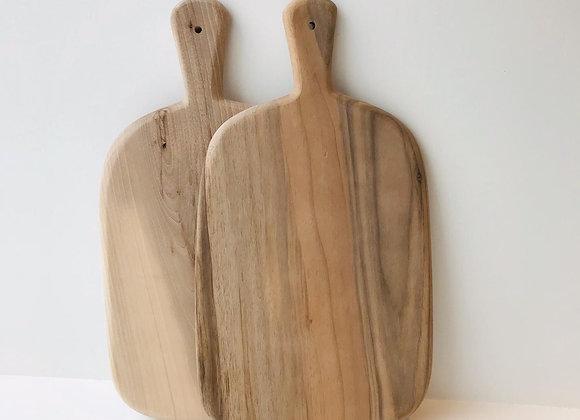 Wooden Board H28 cm