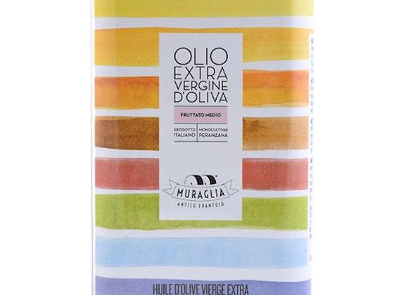 Huile d'olive tin 1l