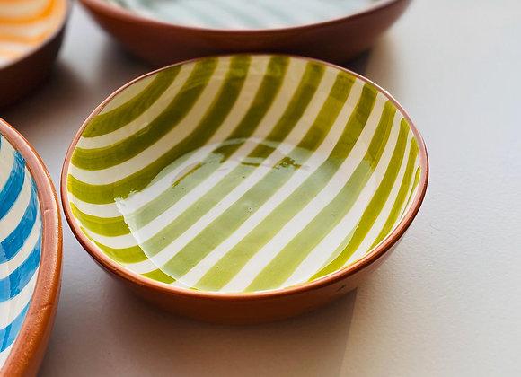 Small Stripe Bowl