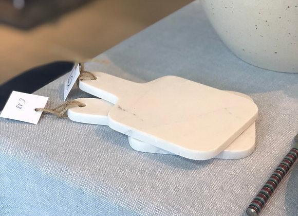 Marble Plate Long Mini