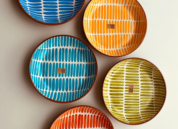 Large Stripe Bowl pattern