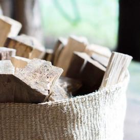 Mambo Basket Wood