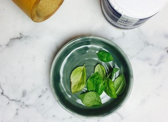 Adorable Appetizer Olive Green