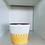 Thumbnail: Bowl Dedos H13cm