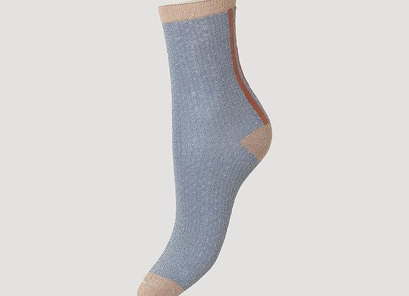 Shimmer Pasha socks