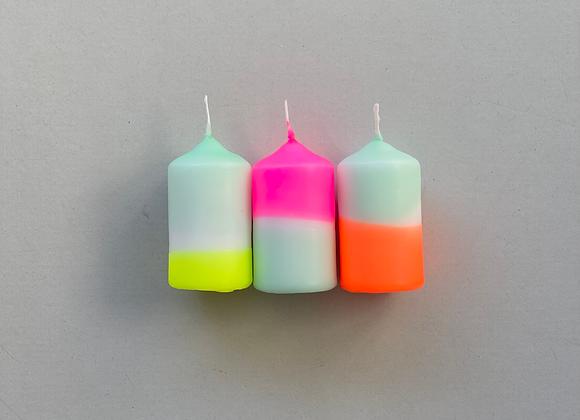 Dip Dye Neon - Set of 3