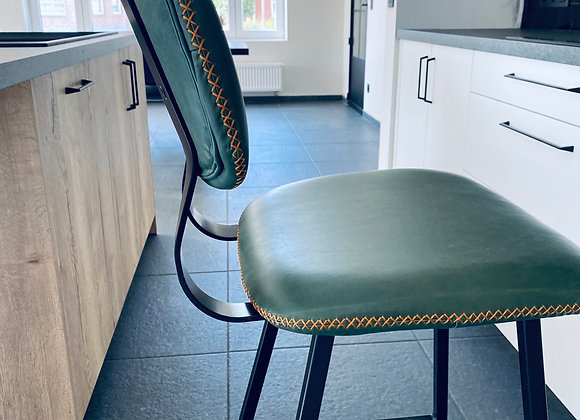Bar Chair Green
