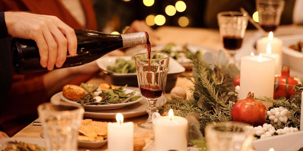 Dein veganes Weihnachts-Menü - Online-Kochkurs