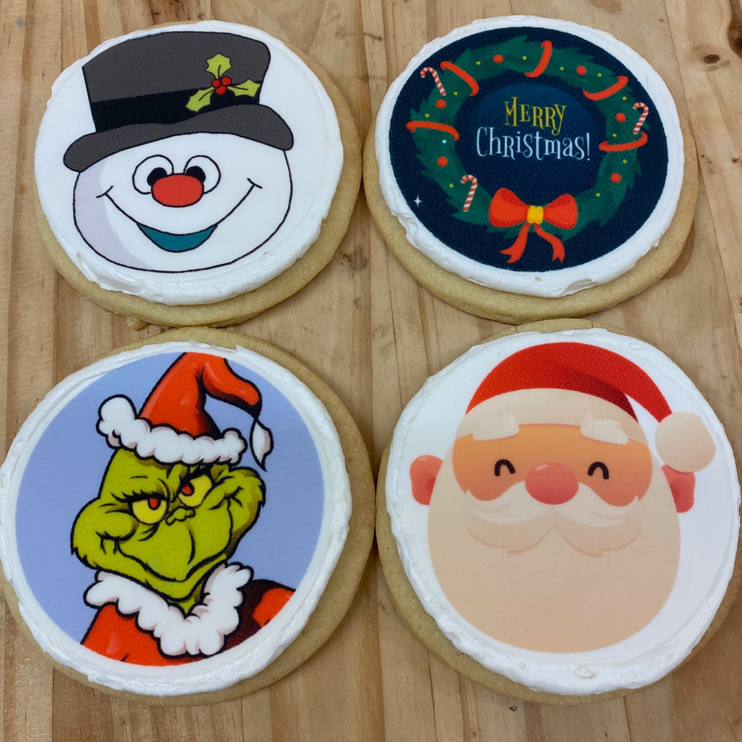 Picture cookies