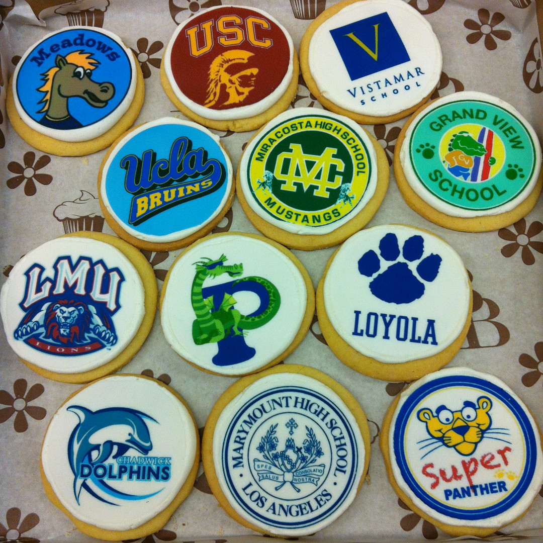 Grad cookies - any school