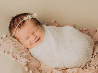 Charley Jo - A Newborn Session