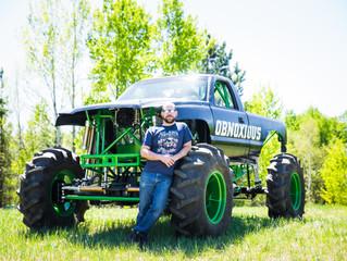 Jared's Mud Truck