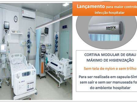 Lançamento para maior controle da infecção hospitalar