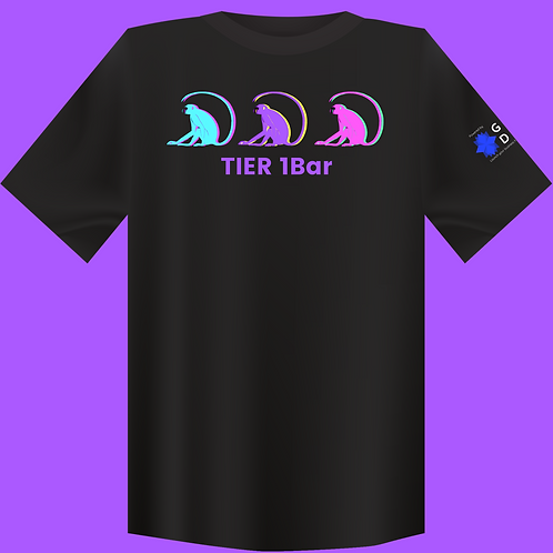 TIER 1BAR T-SHIRT - LIMITED EDITION