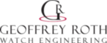 Geoffrey Roth Logo + Name Mod.1 Outlined