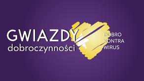 Mateusz Damięcki i Marcin Dorociński laureatami Honorowej Gwiazdy Dobroczynności