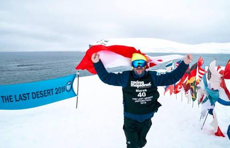 Marek Rybiec, prezes iWealth Management i członek Koalicji Liderzy Pro Bono, bierze udział w ekstrem