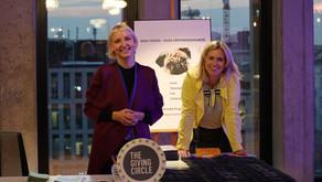 Wino, filantropia i śpiew - za nami III Giving Circle w Warszawie!