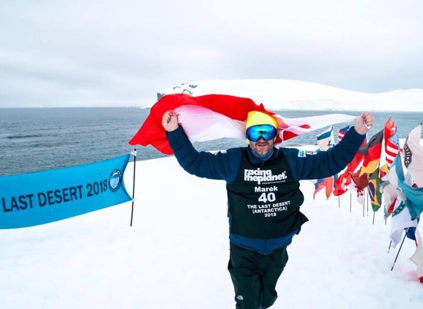 Marek Rybiec Antarktyda