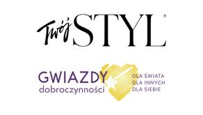 """Magazyn """"Twój Styl"""" partnerem głównym Plebiscytu """"Gwiazdy Dobroczynności"""""""