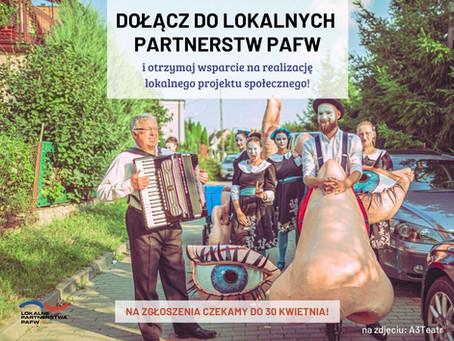Dołącz do Lokalnych Partnerstw Polsko-Amerykańskiej Fundacji Wolności – ścieżka pilotażowa